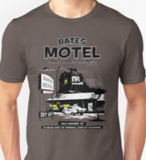 Bates Motel - Night Shift Unisex T-Shirt
