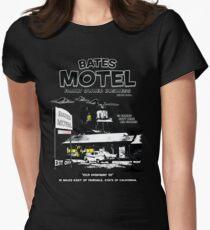 Bates Motel - Night Shift Women's Fitted T-Shirt