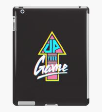 Up your game - TV version iPad Case/Skin