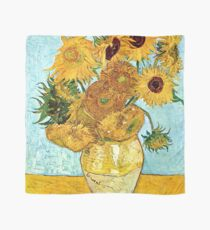 Sunflowers Scarf