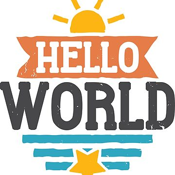 Hello world by shewo