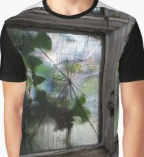 Fracture Graphic T-Shirt