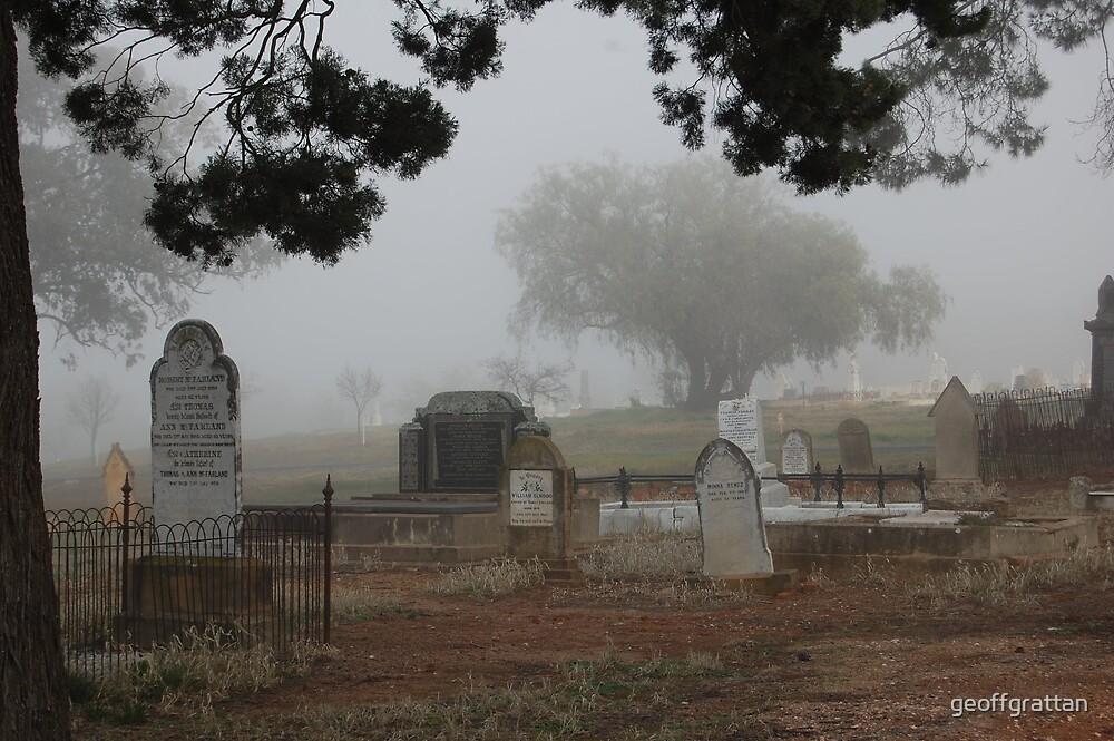 historic graves by geoffgrattan