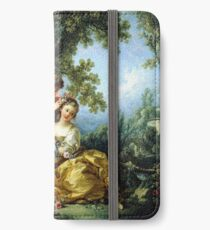 The Four Seasons. Spring iPhone Wallet/Case/Skin