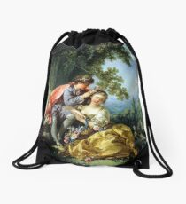 The Four Seasons. Spring Drawstring Bag