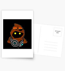 DJ Jawa  Postcards