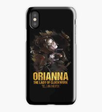 League of Legends - ORIANNA [The Lady Of Clockwork] iPhone Case/Skin