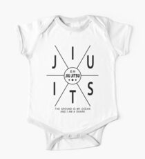 Jiu Jitsu - The Ground Is My Ocean And I Am A Shark Kids Clothes