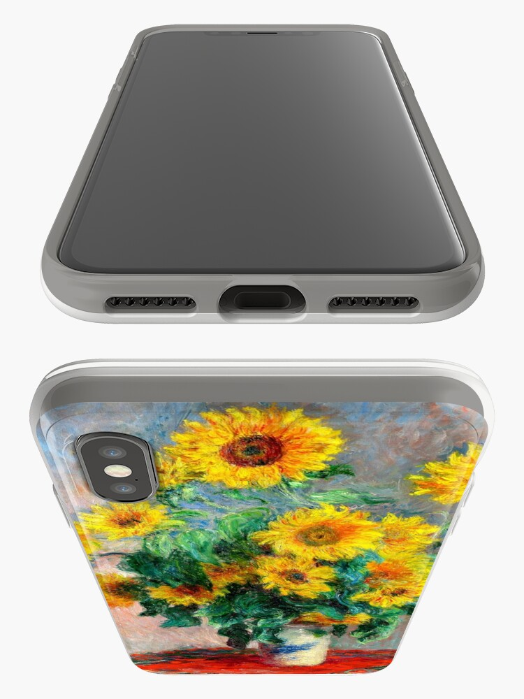 Alternate view of Bouquet of Sunflowers iPhone Cases & Covers
