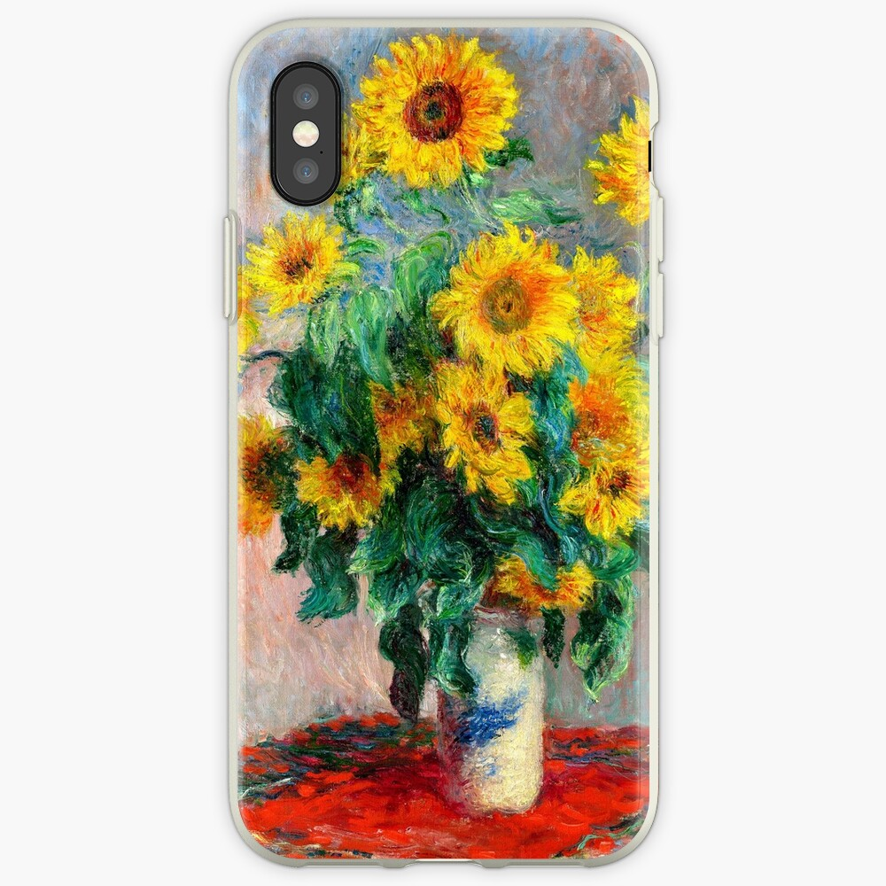 Bouquet of Sunflowers iPhone Cases & Covers