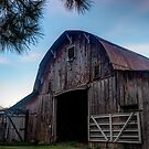 A Relic of The Past - Old Barn Photography by Gregory Ballos