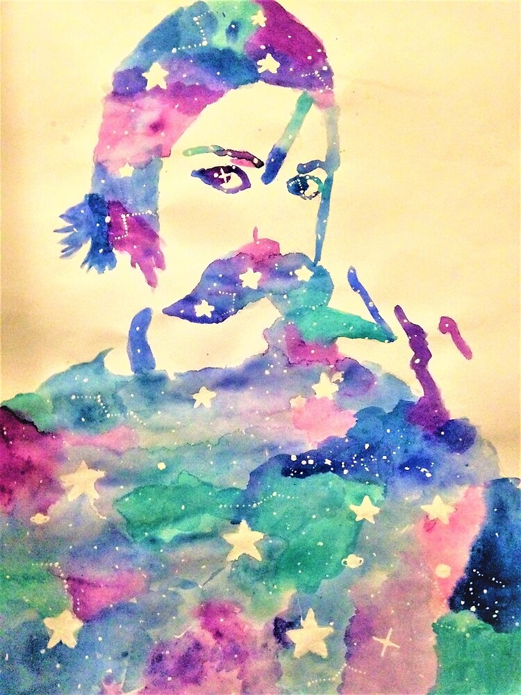 Galaxy Coran by ElimesWave
