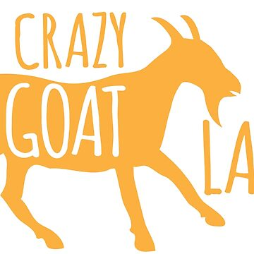 Crazy GOAT lady by jazzydevil