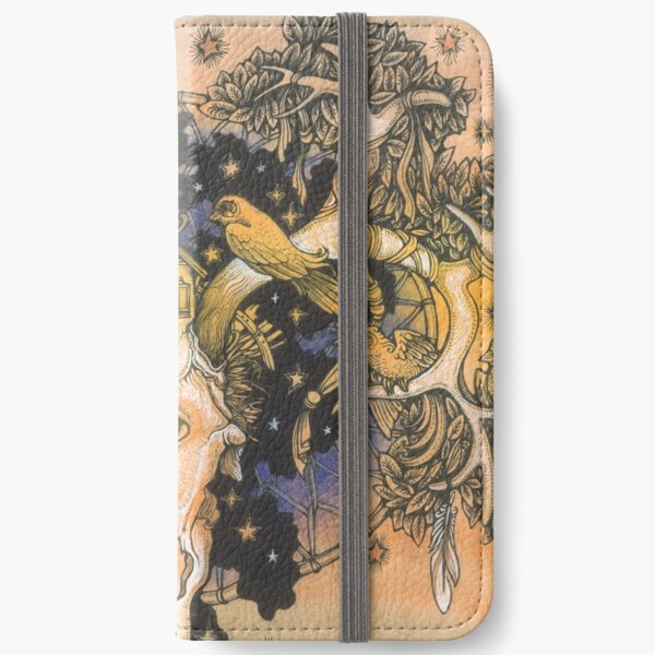 Parallel Universe iPhone Wallet