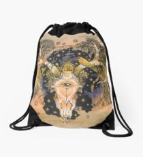 Parallel Universe Drawstring Bag