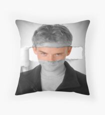 Francis, Malcolm in the Middle Throw Pillow