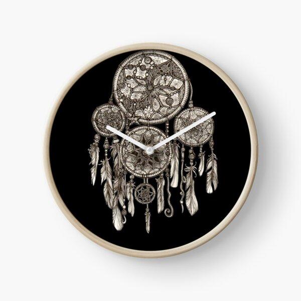 Dreamcatcher Clock