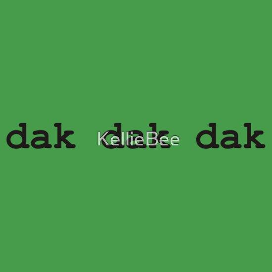 TShirtGifter presents: dak dak dak goes the VW Kombi T-shirt