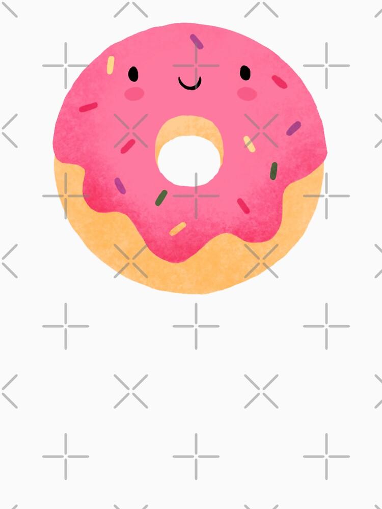 Glücklicher Donut von milkandcookies
