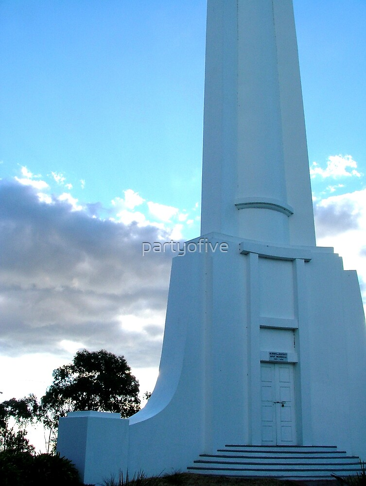 Albury Monument by partyofive