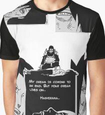 Hashirama Graphic T-Shirt