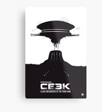 The Black Collection' CE3K Metal Print