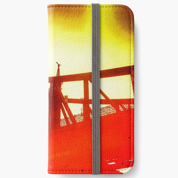 Wake Up Positive Today. Join the Happiness Movement iPhone Wallet