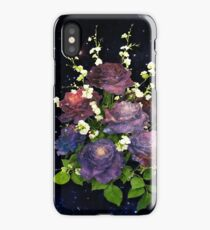 Space Roses iPhone Case