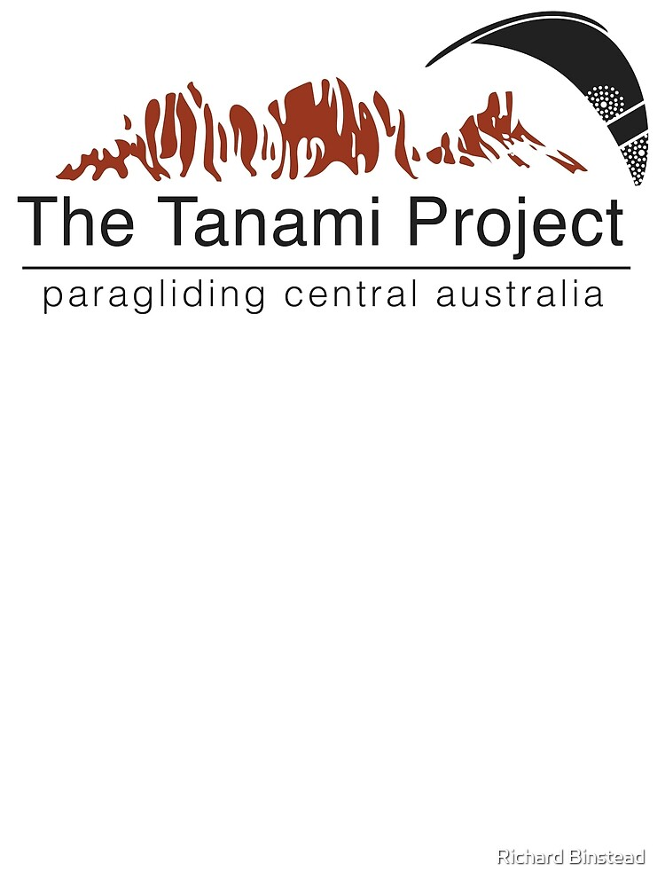 The Tanami Project by Richard Binstead