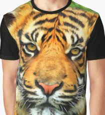 Portrait of a tiger Graphic T-Shirt