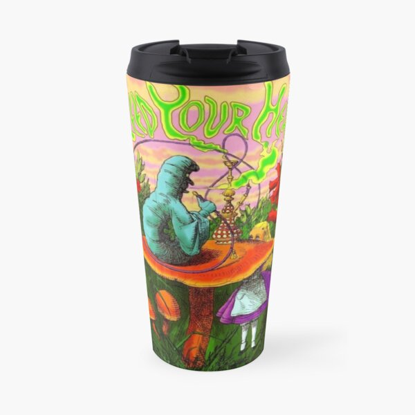 Feed your head Travel Mug