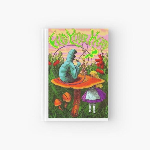 Feed your head Hardcover Journal