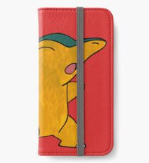 Fire Cyndaquil iPhone Wallet/Case/Skin