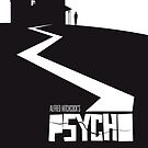 The Black Collection' Psycho by Alain Bossuyt