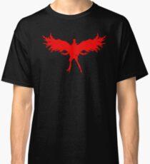 Red Arsene Silhouette Classic T-Shirt