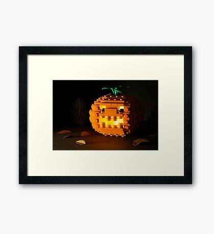 Happy Halloween! Framed Print