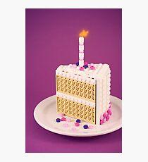 It's My Birthday Photographic Print