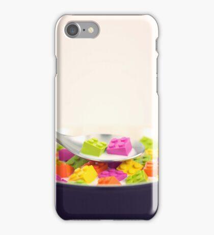 A Balanced Brickfast iPhone Case/Skin