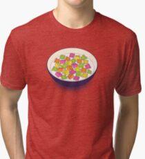 A Balanced Brickfast Tri-blend T-Shirt