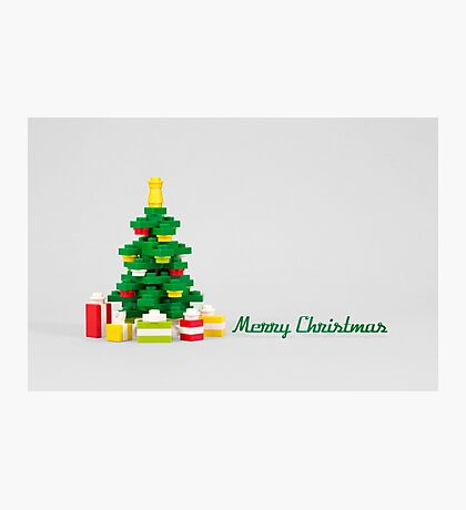 Christmas Wishes Photographic Print