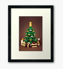 O Christmas Tree Framed Print