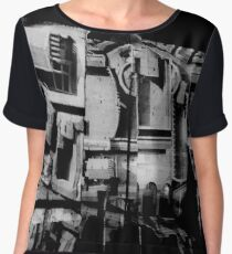Roman history, ancient Rome, architecture, walls, structures Women's Chiffon Top