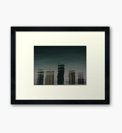Lonely Soul Framed Print