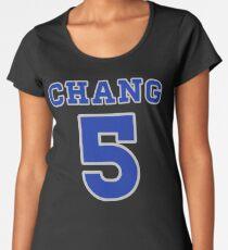 CHANG 5 Women's Premium T-Shirt