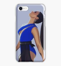 Demi Lovato Minimalist Portrait! iPhone Case/Skin
