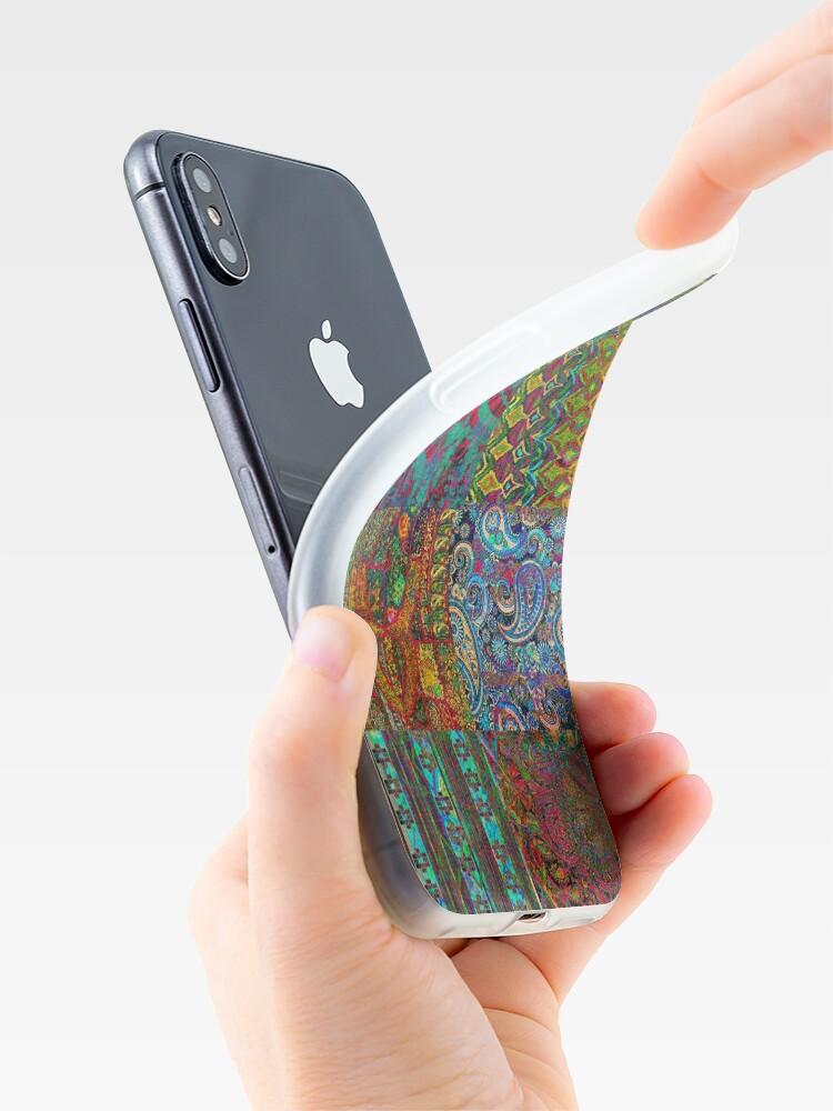 Alternate view of Bohemian Wonderland iPhone Case & Cover