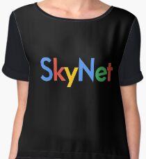 Skynet Google  Women's Chiffon Top