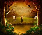 Hunting Wolf by Yannik Hay