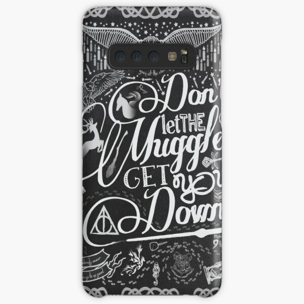 Don't let the Muggles get you down Samsung Galaxy Snap Case