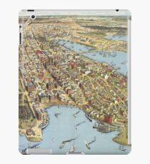 Sydney 1888 iPad Case/Skin